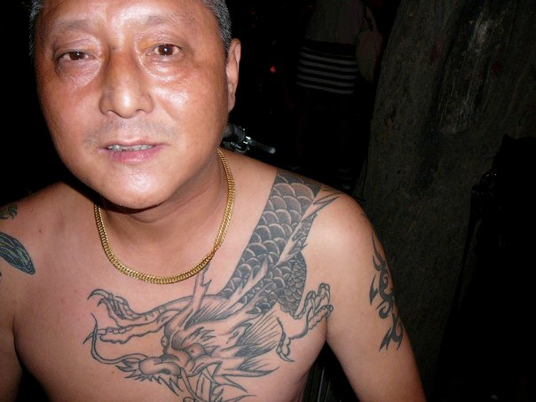 Tattoos In China Reuben Silverman