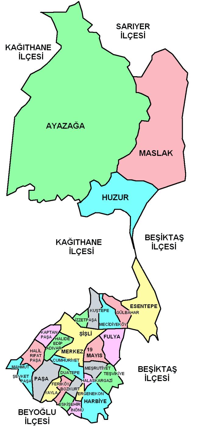 Neighbourhoods_of_Şişli