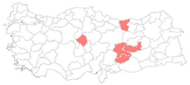 Five Largest CHP Successive % Declines