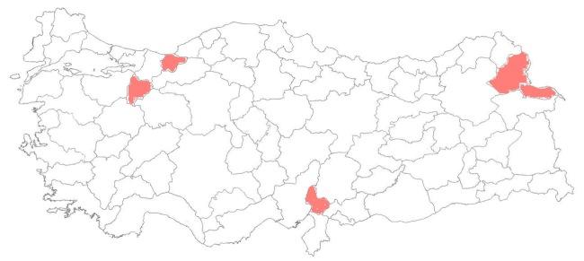 Five Largest MHP Successive Declines
