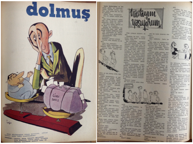 Dolmus Cover 4 5 56