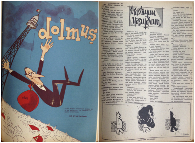 Dolmus Cover 5 12 56