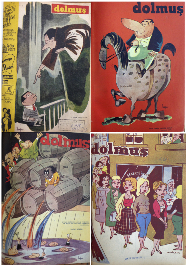 Dolmus Covers