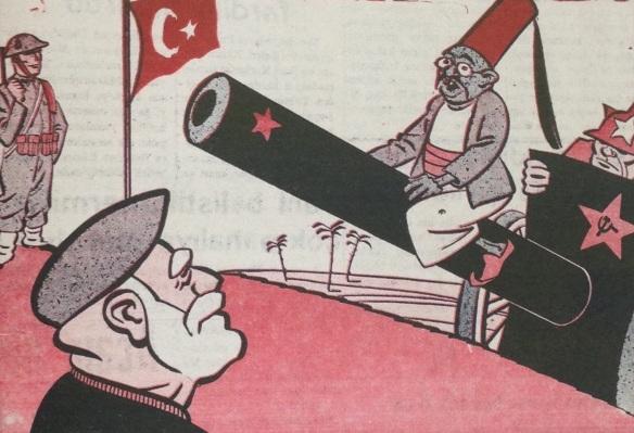 modern turkish history reuben silverman